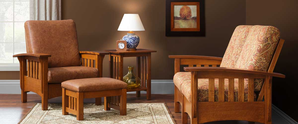 Living Room Furniture, Fine Hardwood Furniture, Dutch Home Furniture, Middletown, Delaware
