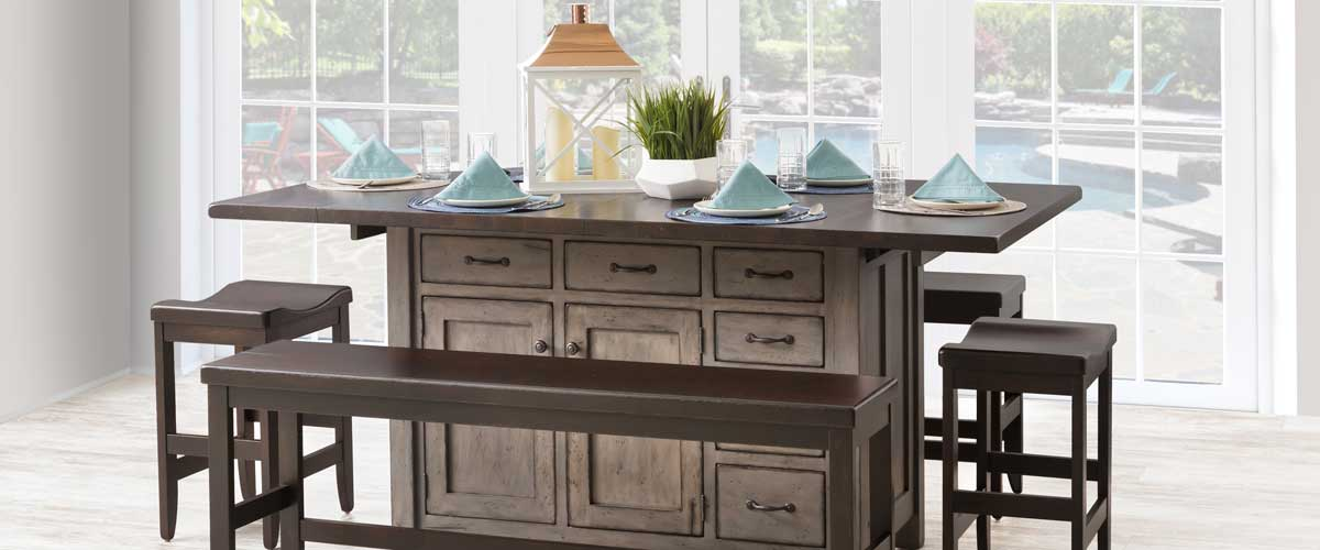 Kitchen Islands, Dutch Home Furniture, Middletown, Delaware