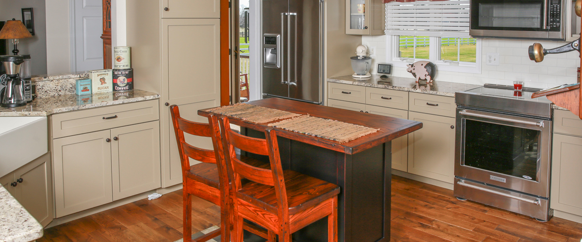 Kitchen Islands, Custom Kitchens, Dutch Home Furniture, Middletown, Delaware